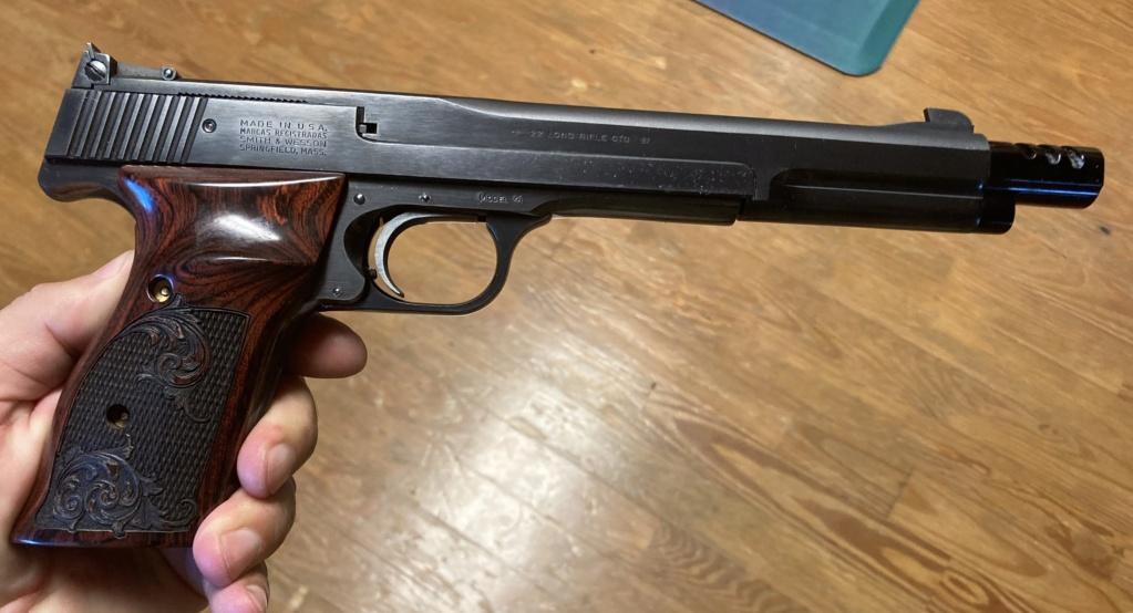 SOLD-Smith & Wesson 41 $1200 (North Carolina) Ad234810