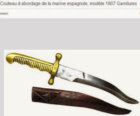Identification dague Coutea10