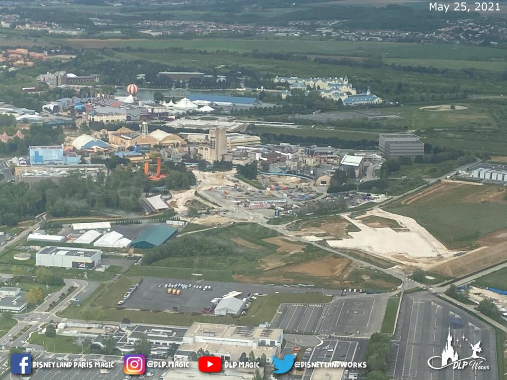 Extension du Parc Walt Disney Studios avec nouvelles zones autour d'un lac (2022-2025) - Page 5 Img_1110