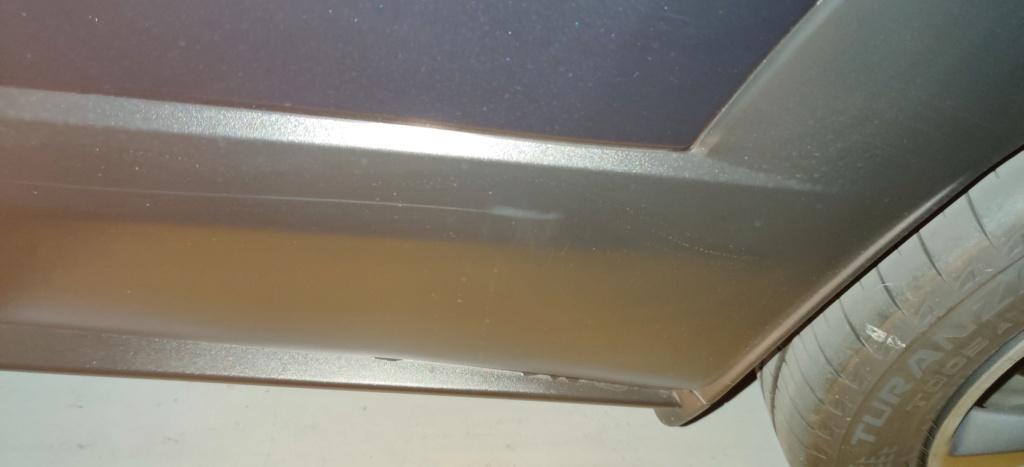 Plastiche esterne segnate 18698411