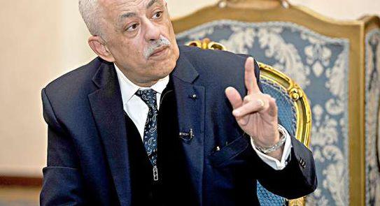 """دكتور طارق شوقي الي من يدعون فشل تجربة تطوير التعليم """" أنتم أعداء الوطن و تكذبون و تفترون عليه"""" 17943210"""