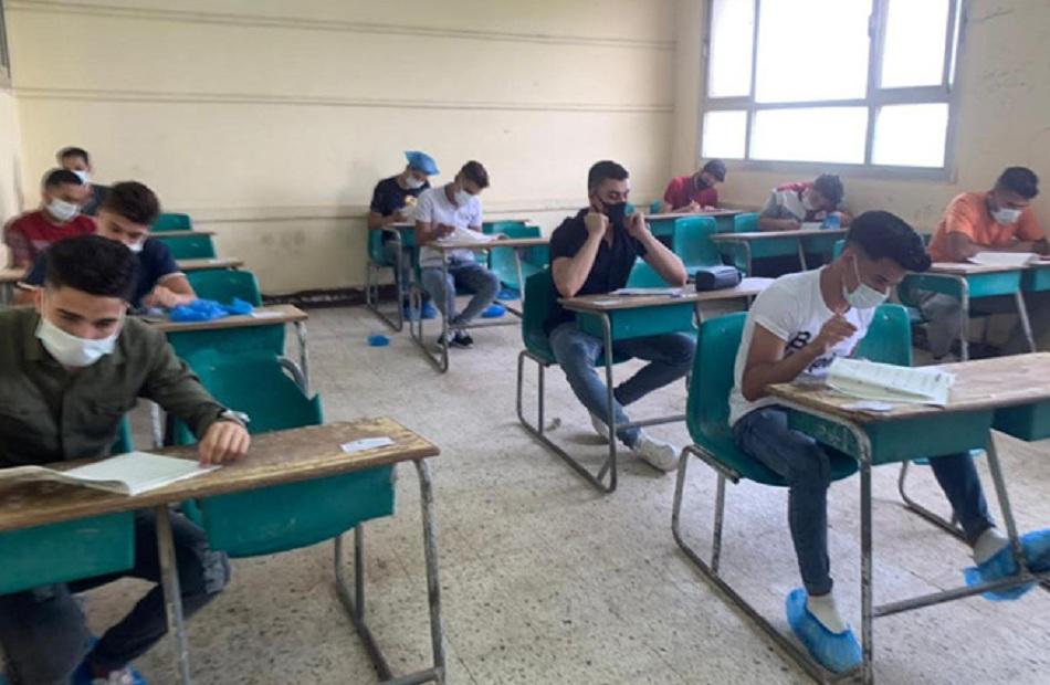 تحديد  لجنة و اسم الطالب المتسبب فى تسريب امتحان الفيزياء و جارى اتخاذ ما يلزم من إجراءات 19_20211