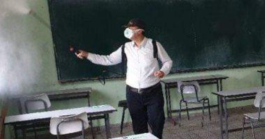 التعليم تحدد 5 حالات لغلق الفصول والمدارس فى حال ظهور إصابات بفيروس كورونا 20200510