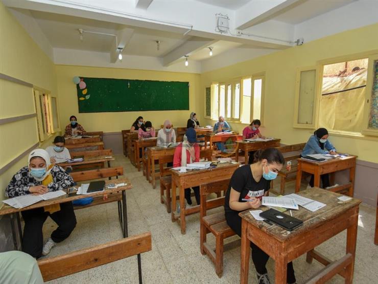 التعليم - إلغاء نظام العينات العشوائية لأنه لا يتفق مع نظام الثانوية الجديدة  2021_713