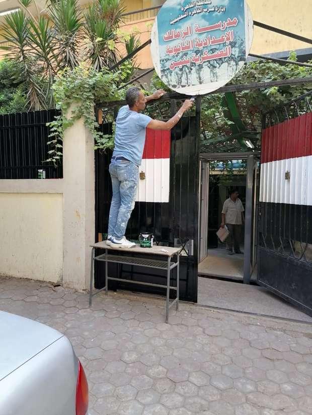 شوقي : لن يسمح لأي طالب مريض بكورونا أو «مخالط» بدخول المدرسة 20845910