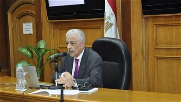 وزير التعليم : 50 شريكا أجنبيا يساهمون في تطوير التعليم المصري 22810