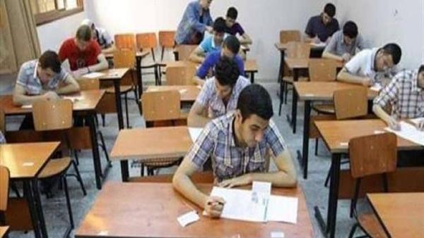 بيان للتعليم -ضبط الطالب مصور امتحان اللغة الأجنبية الأولى المتداول عبر السوشيال ميديا 42_110