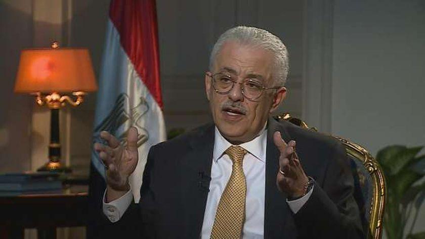 دكتور شوقى - «دلتا بلس» لن يعطل سير العام الدراسي الجديد و مستمرون فى خطط التطوير و الإصلاح 81648910