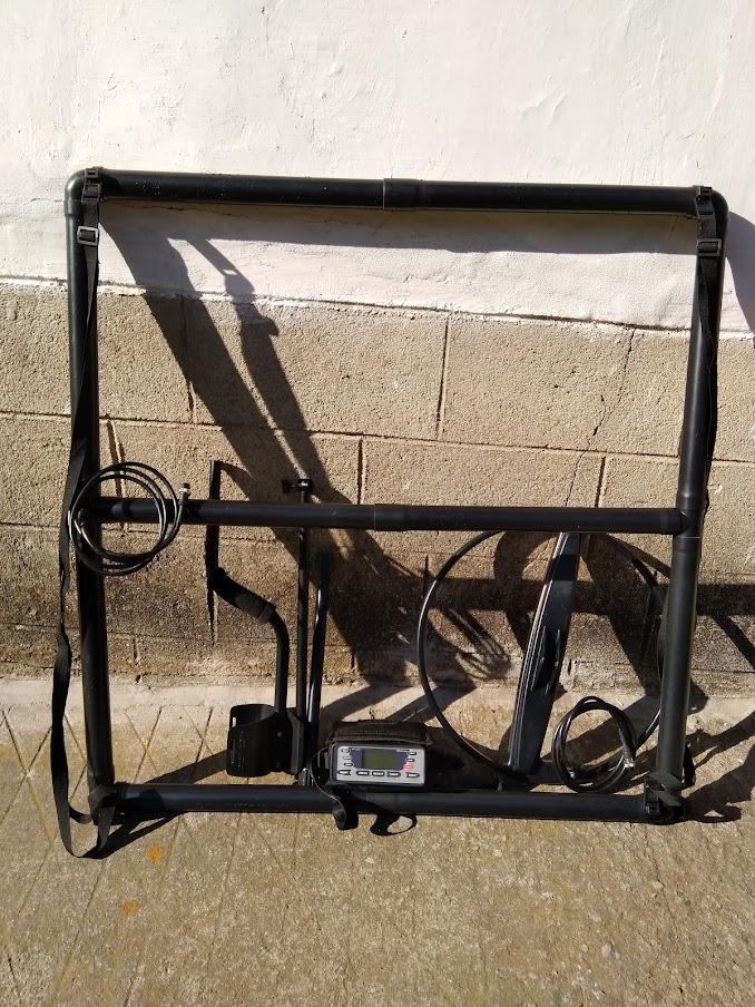 Продавам дълбочинен детектор DETECH SSP 5100 + стик и 48 см сонда. Img_2011