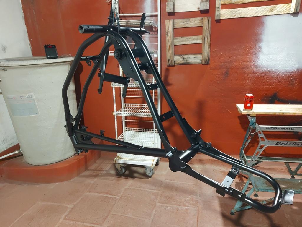Restauracion Puch Minicross Super II 20211023