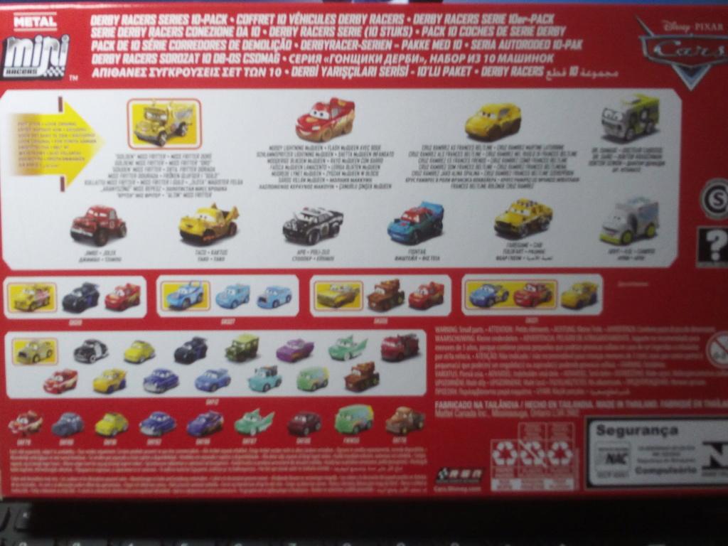 mes autres Cars 1 , 2 , 3 et Planes !!! toutes marques et matieres - Page 21 Img_2346