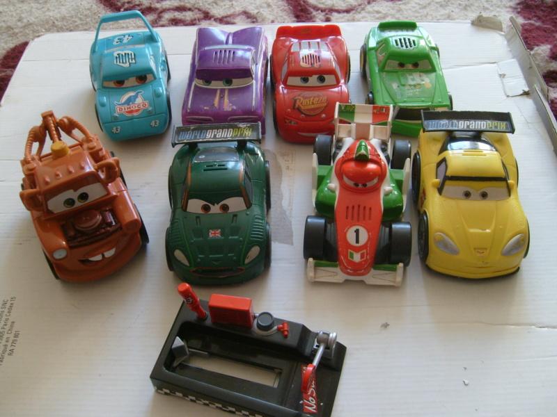 mes autres Cars 1 , 2 , 3 et Planes !!! toutes marques et matieres - Page 18 S7300386