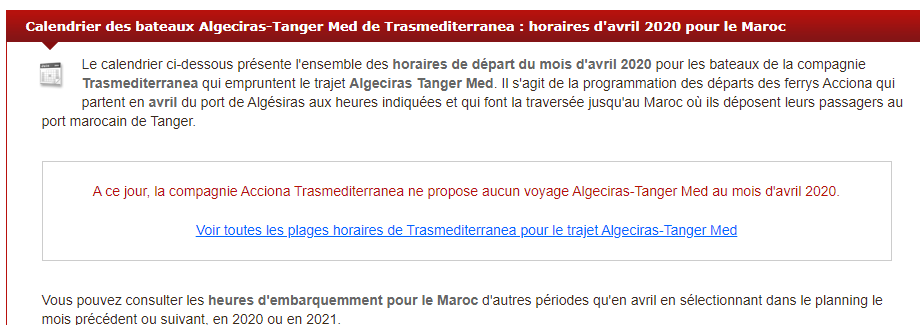 [bateau Maroc] billet pour Tanger Séte - Page 3 Avril10