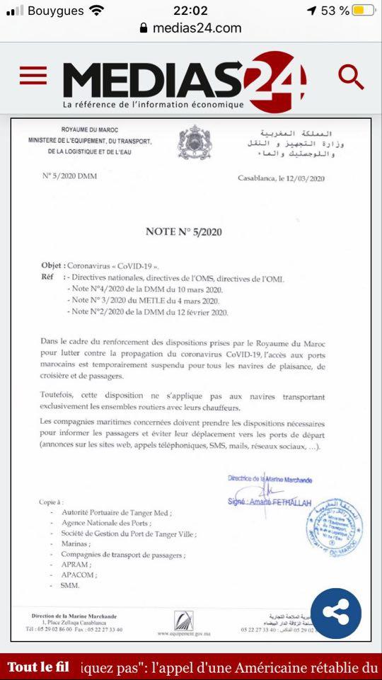 [Formalités/Pers, Véhic]Infos officielle sur la fermeture de la frontière Cornav10