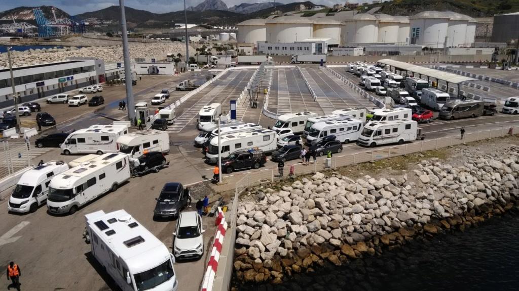 [Maroc/Le Bateau] le bateau du 12 départ et arrivée Embarq11