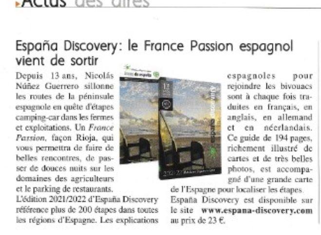 """[ESPAGNE] """"France"""" passion en Espagne  Fance_10"""