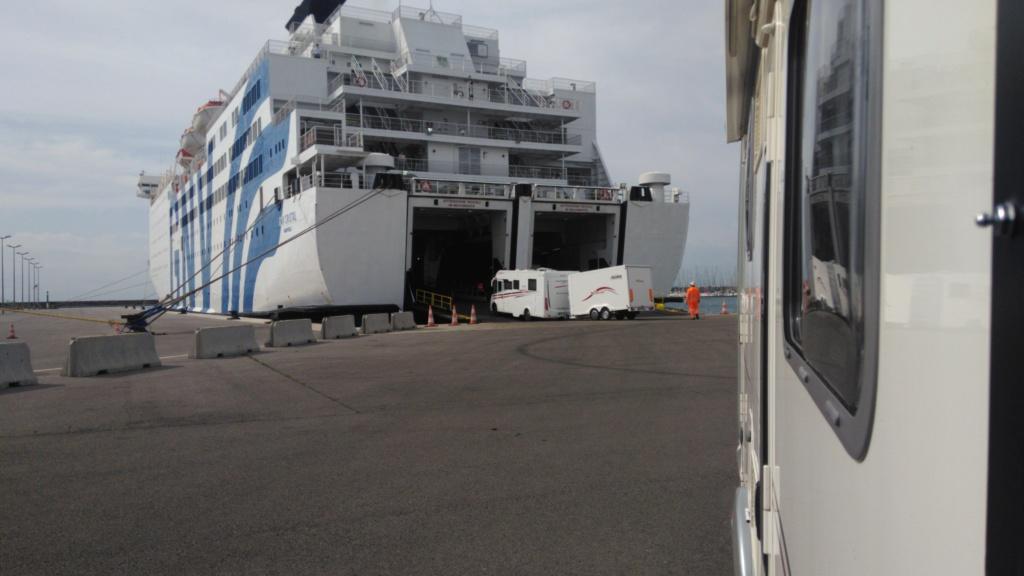 [Maroc/Le Bateau] le bateau du 12 départ et arrivée Sorti_10