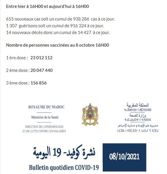 [santé-prévention] Nouvelles du Maroc Vaccin10