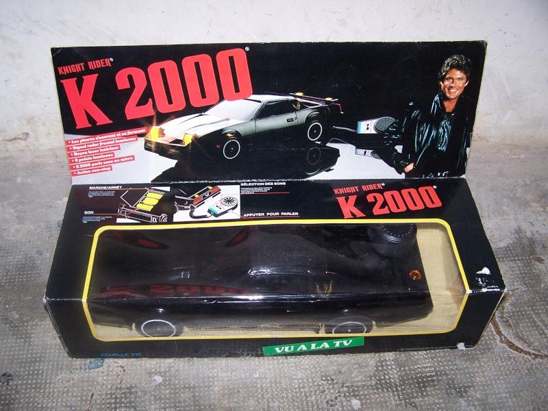 Jouets K Proders Et 2000 Knight K2000 Rider Les OXZiukPT