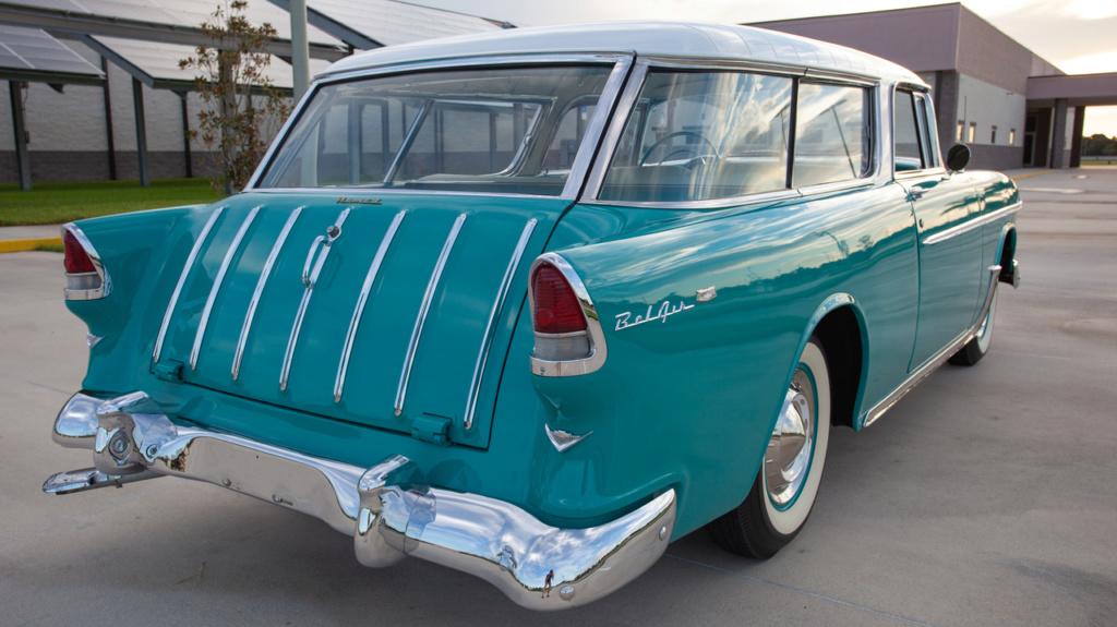 [AMT] Chevrolet Nomad 1/25 1955-c10
