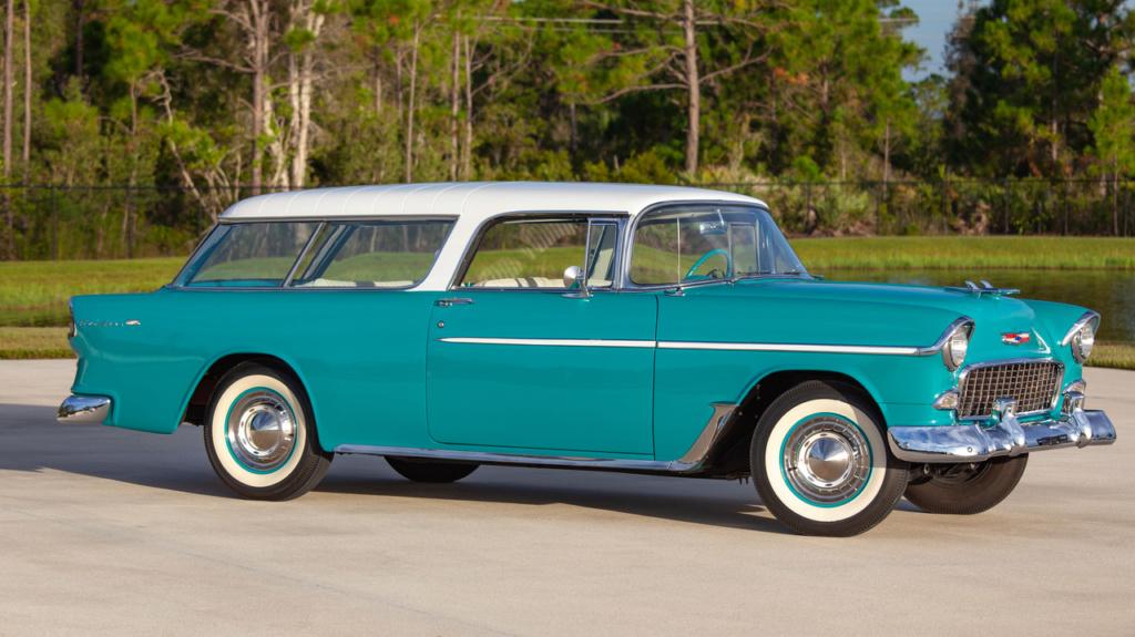 [AMT] Chevrolet Nomad 1/25 1955-c11