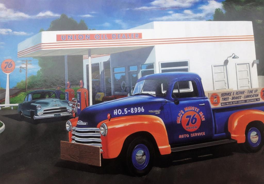{ AMT] 1/25 Chevrolet Pickup 3100 1950  (photos finales) 20191129