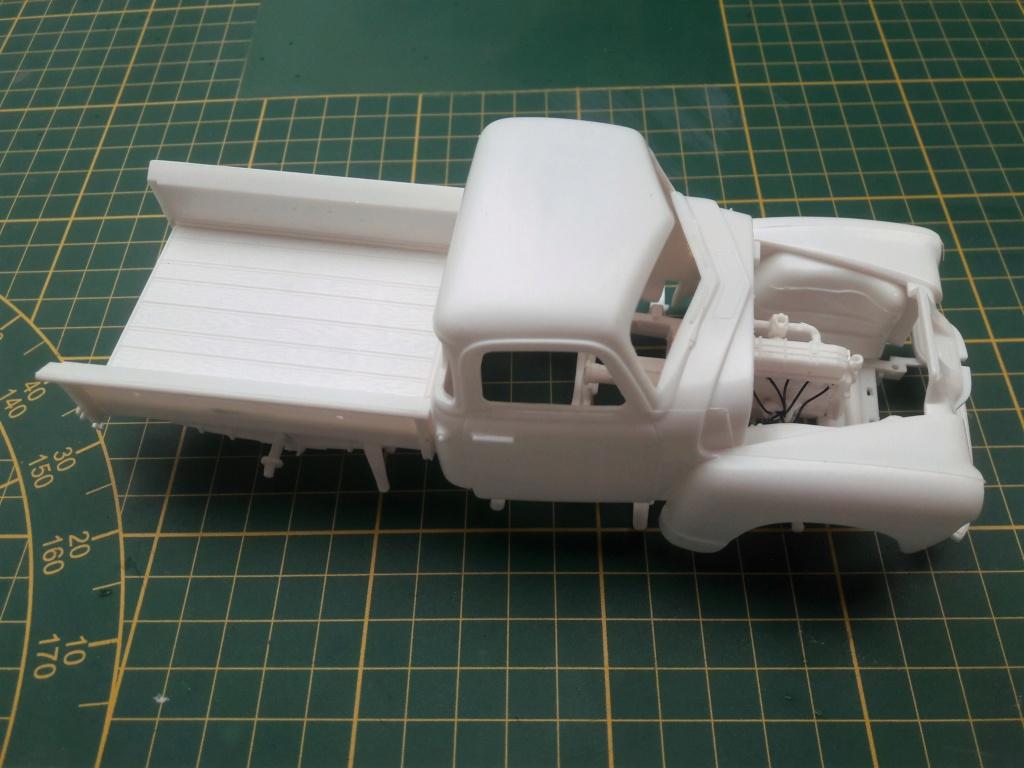 { AMT] 1/25 Chevrolet Pickup 3100 1950  (photos finales) 20191135