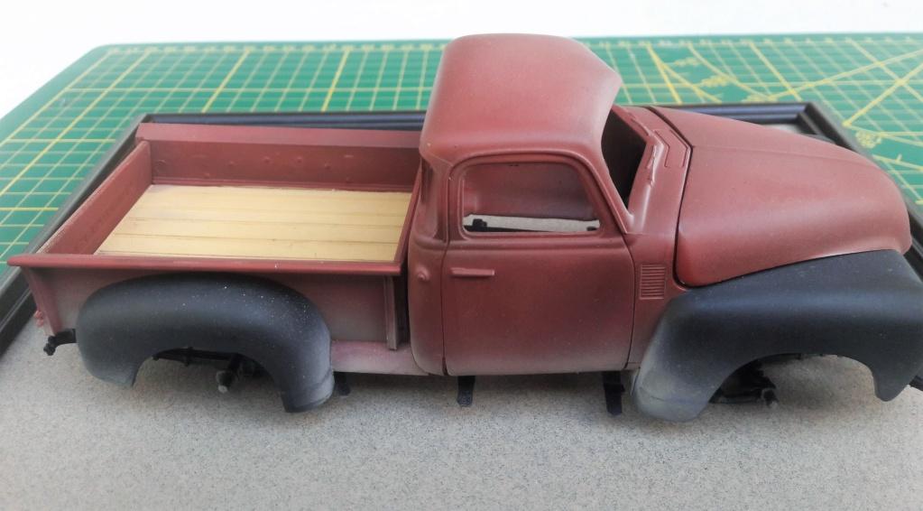 { AMT] 1/25 Chevrolet Pickup 3100 1950  (photos finales) 20191137
