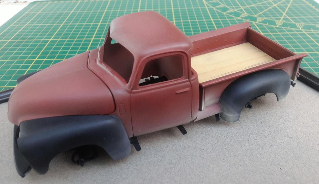 { AMT] 1/25 Chevrolet Pickup 3100 1950  (photos finales) 20191138
