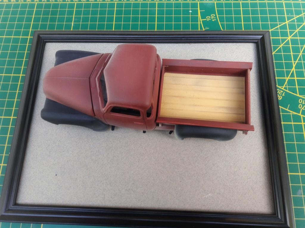 { AMT] 1/25 Chevrolet Pickup 3100 1950  (photos finales) 20191139