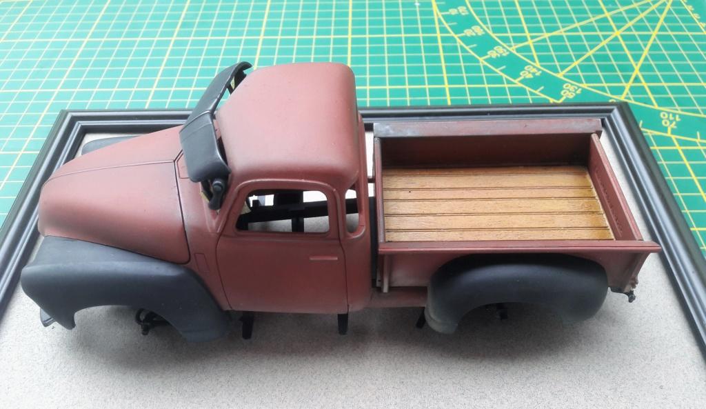 { AMT] 1/25 Chevrolet Pickup 3100 1950  (photos finales) 20191141