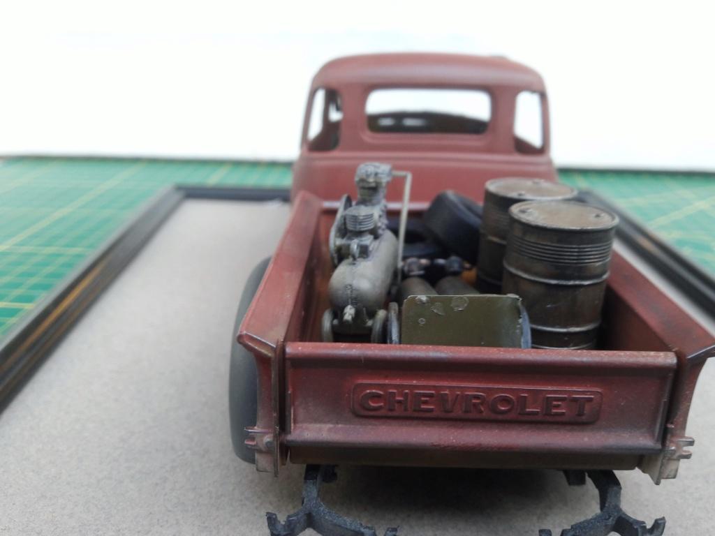 { AMT] 1/25 Chevrolet Pickup 3100 1950  (photos finales) 20191145