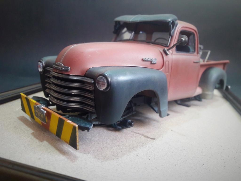 { AMT] 1/25 Chevrolet Pickup 3100 1950  (photos finales) 20191150
