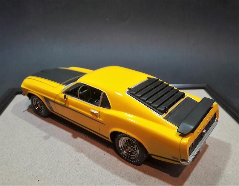 [ Revell ] 1/25  Mustang Boss 302  20191214