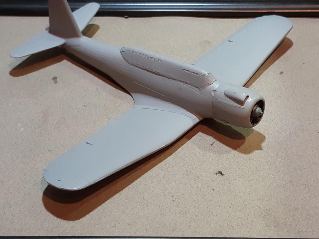 [Special Hobby] Vindicator Bataille de Midway 1/72  (peinture) 20201058