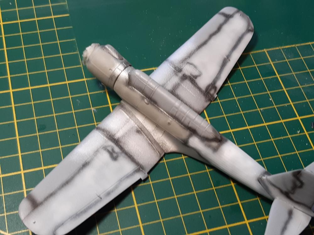 [Special Hobby] Vindicator Bataille de Midway 1/72  (peinture) 20201060