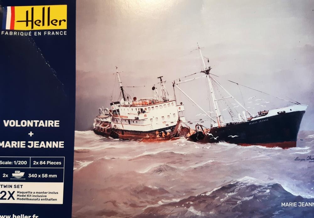 Chalutier Marie-Jeanne [Heller 1/200°] de G Chapuis 20211010