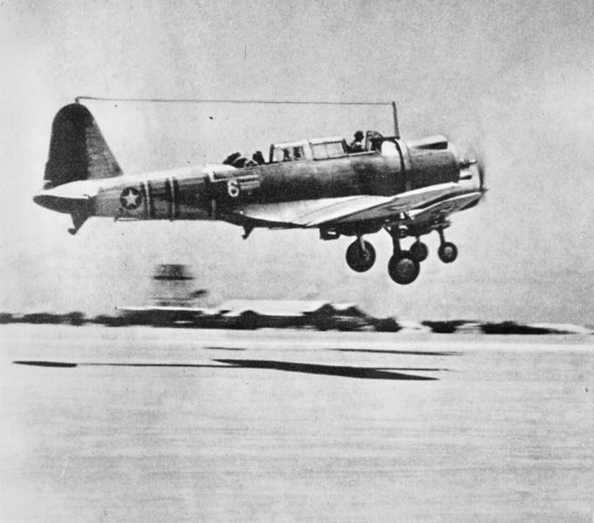 [Special Hobby] Vindicator Bataille de Midway 1/72  (peinture) 5835fb10