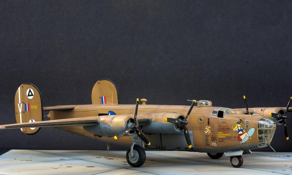 [Eduard] B24 D Liberator Raid sur Ploesti 08.1943 _igp0447