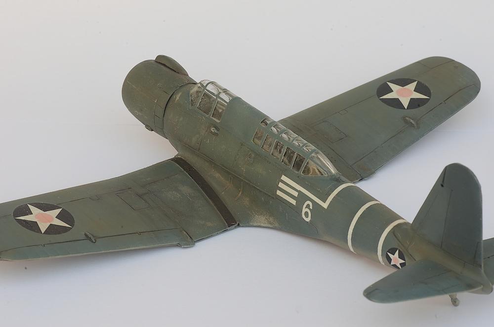[Special Hobby] Vindicator Bataille de Midway 1/72  (peinture) _igp0548