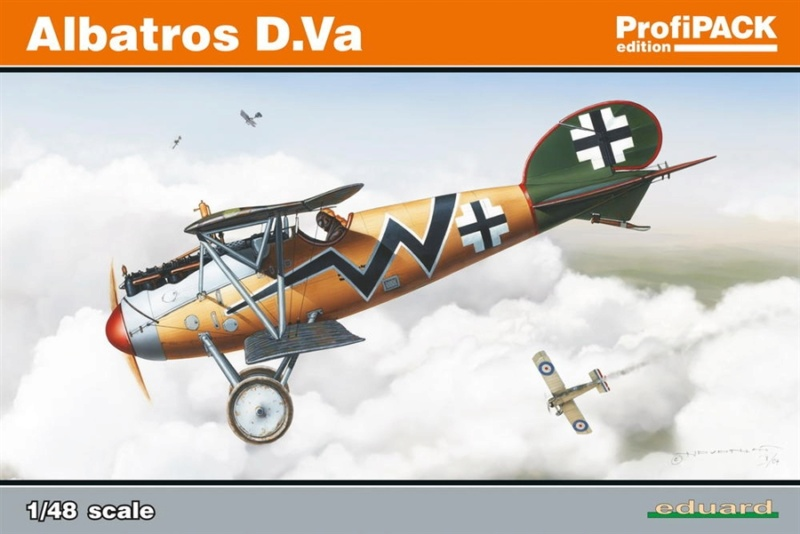 Albatros D.V l'avion du baron rouge Eu811110