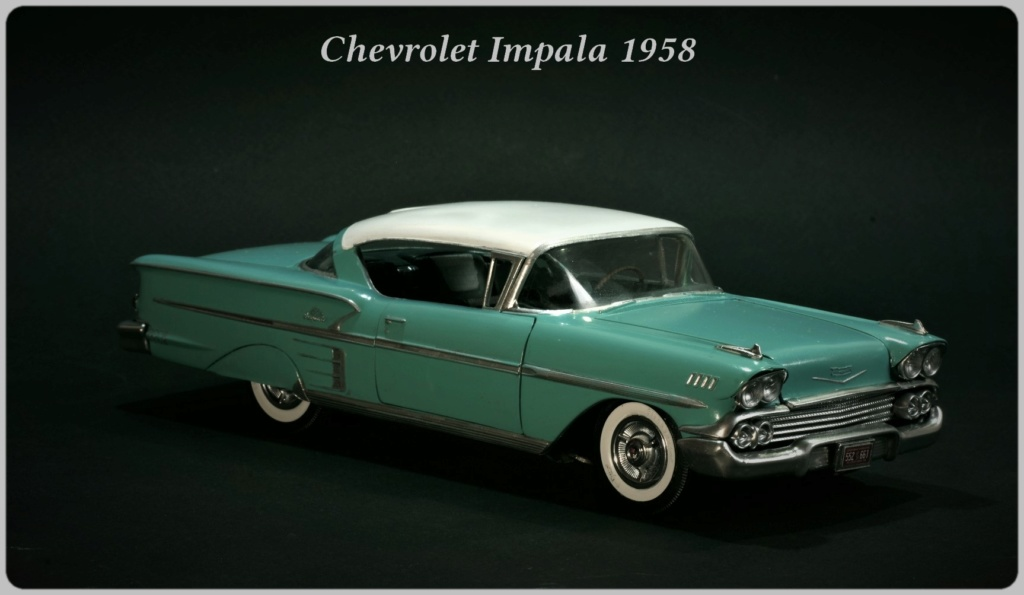 { AMT] 1/25 Chevrolet Impala 1958 (nouvelles photos) Imgp0014