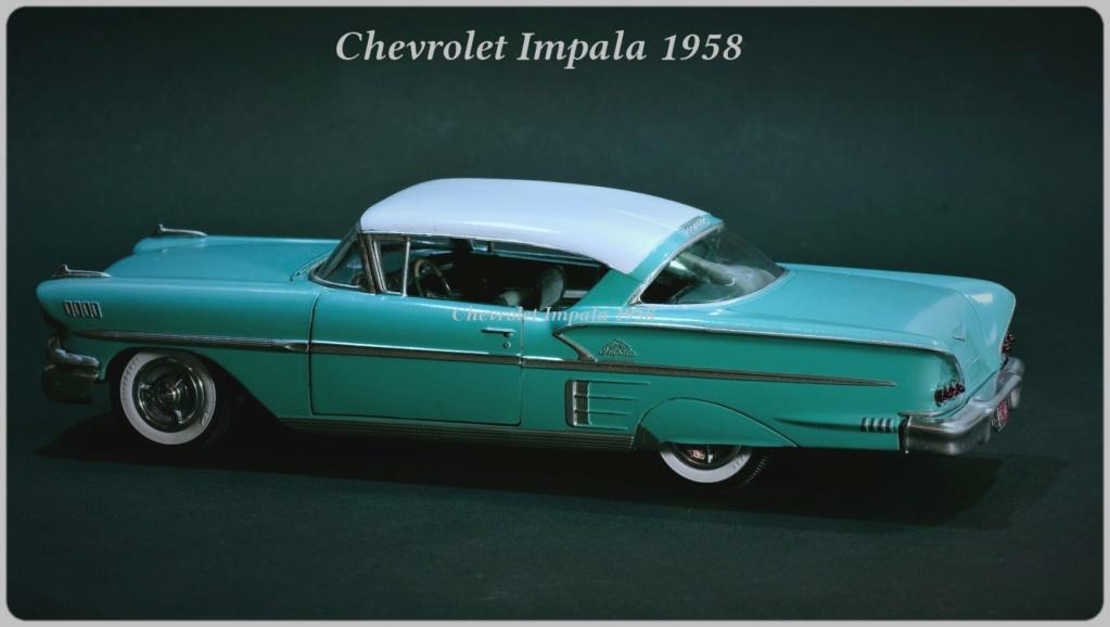 { AMT] 1/25 Chevrolet Impala 1958 (nouvelles photos) Imgp0015