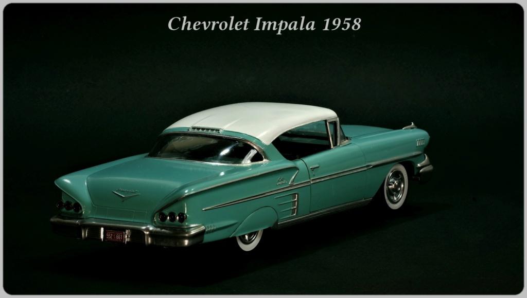{ AMT] 1/25 Chevrolet Impala 1958 (nouvelles photos) Imgp0016
