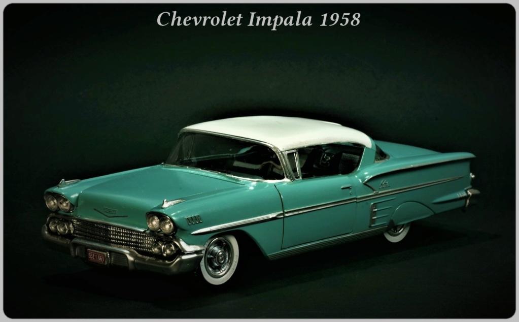 { AMT] 1/25 Chevrolet Impala 1958 (nouvelles photos) Imgp0017