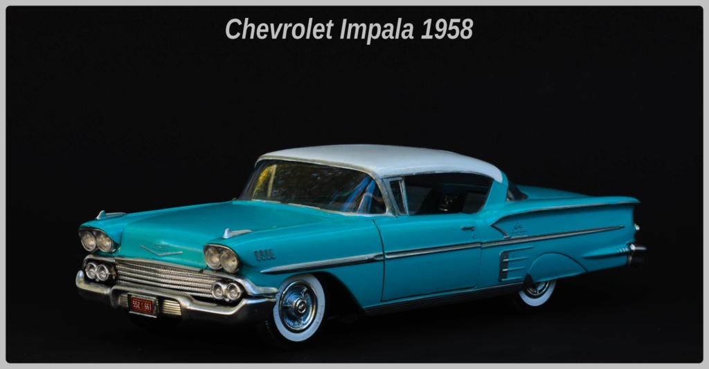 { AMT] 1/25 Chevrolet Impala 1958 (nouvelles photos) Imgp0018
