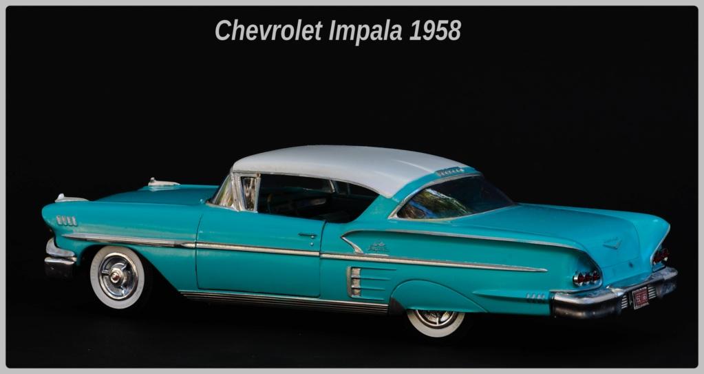 { AMT] 1/25 Chevrolet Impala 1958 (nouvelles photos) Imgp0019