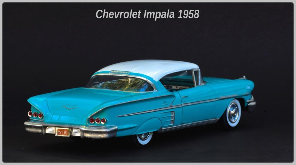 { AMT] 1/25 Chevrolet Impala 1958 (nouvelles photos) Imgp0020