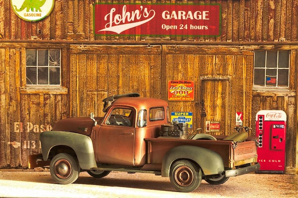 { AMT] 1/25 Chevrolet Pickup 3100 1950  (photos finales) Imgp0126