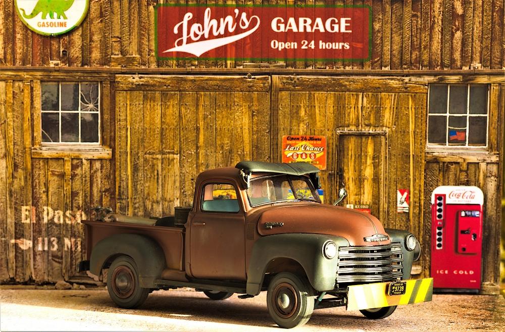 { AMT] 1/25 Chevrolet Pickup 3100 1950  (photos finales) Imgp0128